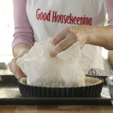 Does Puff Pastry Need To Be Blind Baked How To Blind Bake Pastry Video Good Housekeeping Institute