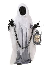 ghost costume child spooky ghost costume