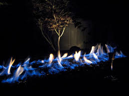 Starfire Fire Pits - propane and natural gas fire pits with fireglass