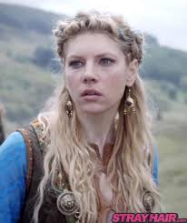 lagertha lothbrok hair braided lagertha katheryn winnick vikings tv hairstyles pinterest
