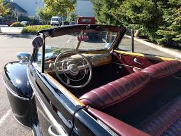 ford convertible 1948 ford super deluxe convertible lost wages