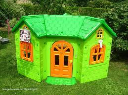maisonnette de jardin enfant feber chalet maison de jardin pour enfants photo annonces payantes