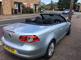volkswagen convertible eos used incridible volkswagen eos used on img on cars design ideas with hd