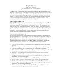 Sample Executive Director Resume Sample Resume Of Office Manager Bid Proposal Example