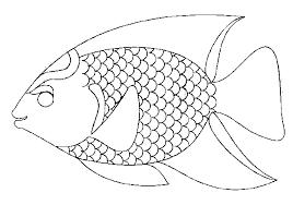 coloriage de poisson a imprimer dessincoloriage