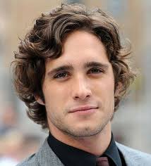 hairstyles for curly haired square jawed men manspiration trim hair salon