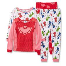 disney pj masks toddler girls u0027 2 pairs pajamas