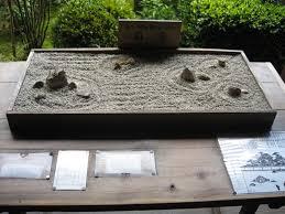 Mini Rock Garden Mini Japanese Rock Garden Miniature Version Blind Dma Homes 77162