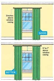 Curtain Rod Mounting Hardware 11 Foolproof Decorating Tips Hang Curtains Diy Curtains And