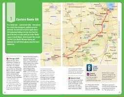 Route 66 Illinois Map by Lonely Planet Route 66 Road Trips Travel Guide Lonely Planet
