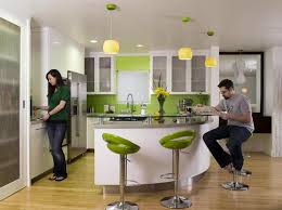 kitchen bar ideas pictures inspiring modern small kitchen design with black mini bar for