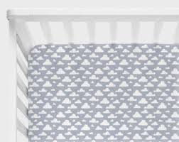Cloud Crib Bedding Cloud Crib Bedding Etsy