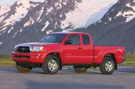 toyota recalling 342 000 tacoma trucks produced from 2004 2011