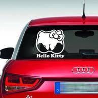 jual beli stiker mobil kitty body termurah bukalapak