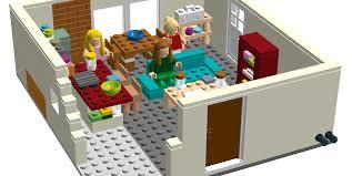 Big Bang Theory Toaster Lego Ideas The Big Bang Theory Scene 2 Staffs Marina Wants