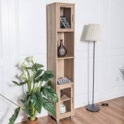 costway 71 u0027 u0027 tall bathroom linen tower cabinet shelf organizer
