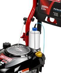 craftsman 75219 2550 max psi 2 3 max gpm briggs u0026 stratton
