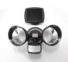 Defiant Degree Outdoor White Led Blade Motion Security Light - led security light roselawnlutheran