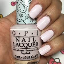 let u0027s be friends from the hello kitty by opi 2016 collection