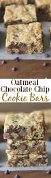 Oatmeal Bars With Chocolate Topping 80 Best Brownies N Bars Images On Pinterest Dessert Recipes