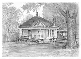 sketch of the day league family home place
