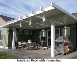 Insulated Aluminum Patio Cover Pergolas And Patio Covers Forever Greens