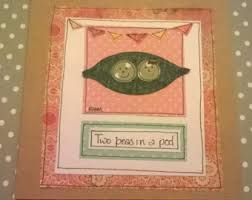 two peas in a pod picture frame 6 peas in a pod etsy