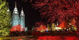 2016 temple square christmas lights and concerts church news and