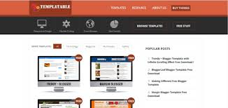 templates blogger themes blogger templates making different