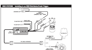 msd distributor wiring diagram u0026 msd distributor wiring diagram