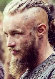 ragnar lothbrok cut his hair suddenly i m into guys with weird hairdos and mighty dirty they