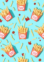 national french fry day wallpaper download u2014 violet tinder studios