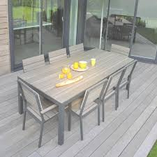Salon De Jardin En Teck Leroy Merlin by Table De Jardin Pliante Castorama Table De Jardin Aluminium Bois
