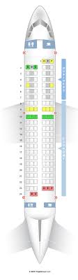 siege premium air seatguru seat map air airbus a318 318