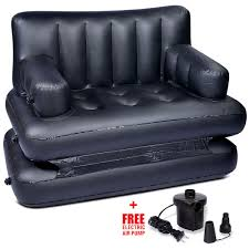 Buy Sofa Online India Mumbai Buy Ultimate Sofa Bed At Rs 3998 Only Free Electric Pump