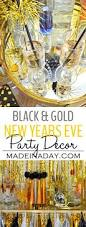 New Years Eve Bar Decorations by Silver U0026 Gold New Years Eve Bar Cart Styling Made In A Day