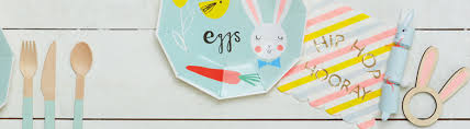 easter napkins napkins easter catering party pieces