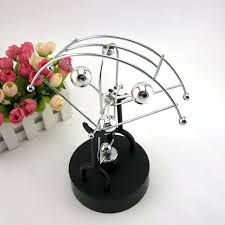Magnetic Desk Accessories Magnetic Energy Rotation Perpetual Motion Spherical Pendulum Home