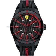 rose gold ferrari men u0027s scuderia ferrari redrev watch 0830245 watch shop com