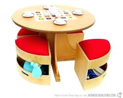 childrens table and chair set with storage childrens table and chairs with storage table with storage lifestyle