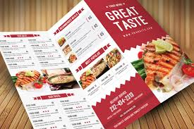 10 pizza menu examples editable psd indesign format download