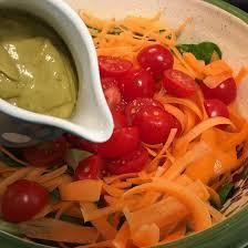 cuisine au blender recette sauce à salade a l avocat au blender