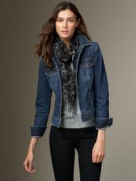 how to style up denim jacket with winter trends4us com