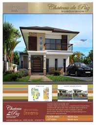 A 1 Story House 2 Bedroom Design Victoria Model A Modern Asian Architectural Designed 2 Storey