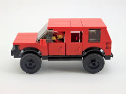 lego toyota 4runner the world u0027s best photos of legosuv flickr hive mind