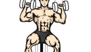 What Muscle Do Bench Press Work Incline Dumbbell Bench Press For Chest Workout