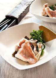 haute cuisine recipes sakamushi fish steamed fish in sake recipetin