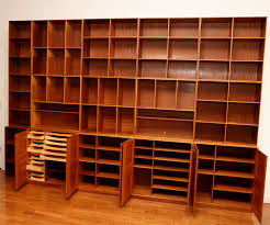 Modern Bookcase Furniture by Mid Century Modern Bookcase Dividers Design Of Mid Century