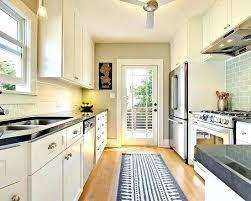 narrow kitchen narrow kitchen ideas home spurinteractive com