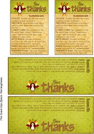 caramel potatoes thanksgiving blessings mix and printable gift tag